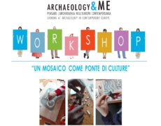 "Workshop ""Un mosaico come ponte di culture"""